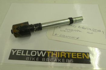 HONDA CBR125 RSF  1 x HANDLEBAR END WEIGHT #9 (CON-B)
